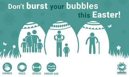 Don't burst your bubbles
